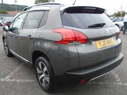 peugeot factory used 2016 peugeot 2008 1 2 puretech 110 allure 5dr eat6 for sale