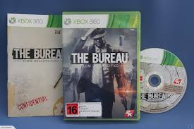 the bureau xbox 360 the bureau xbox 360 free shipping trade me