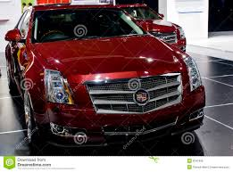 2010 cadillac cts grill cadillac cts grille mph editorial photo image 8041896