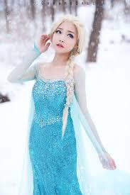 elsa halloween costume girls 18 best frozen cosplay images on pinterest elsa cosplay frozen