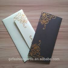 simple indian wedding invitations simple brown indian wedding cards hw082 buy simple brown