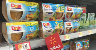 dole fruit bowls 1 2 dole fruit bowls or fruitocracy coupon only 1 10 per 4