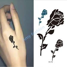 compare prices on blue rose tattoo online shopping buy low price