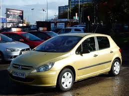 2002 peugeot 307 style 590