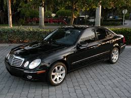 mercedes fort myers fl 2007 mercedes e350 for sale in fort myers fl stock 989688