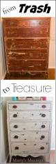 Paint Shabby Chic Furniture by Chalk Painted Dresser