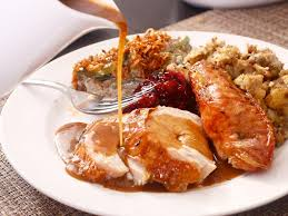 thanksgiving traditionalern thanksgiving dinner menu photo