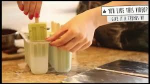 cara buat es lilin nanas resep cara membuat es lilin buah alpukat youtube