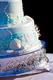 disney aulani inspired beach wedding cake disney every day