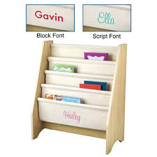 Kidcraft Bookcase Bookcase Wooden Sling Bookcase Wooden Sling Bookshelf Kidkraft