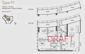 Watermark Floor Plan Duo Residences Floor Plans Are Revealed