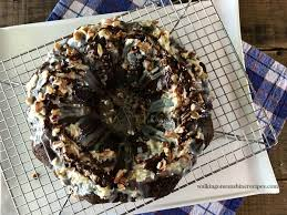 recipe easy german chocolate cake from a cake mix walking on