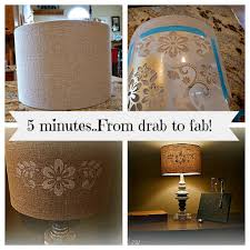beautiful stencils for lamp shades 32 about remodel oversized lamp