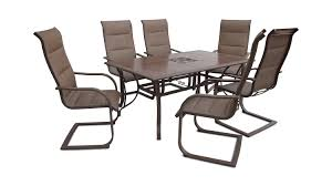 scottsdale 7 pc patio set by direct designs hom furniture