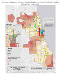 Depaul Map February 2016 Distribution Of Immigration Attorneys And Notaries