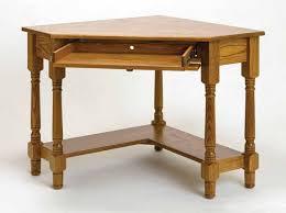Computer Corner Desk by Nice Solid Wood Corner Desk Designs Bedroom Ideas