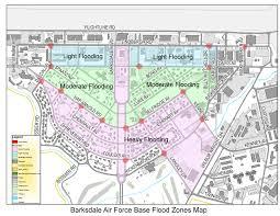 Louisiana Flood Maps by Back Up Don U0027t Get Swept Up U003e Barksdale Air Force Base U003e Display