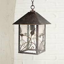 Outdoor Lightings by Outdoor Hanging Lantern Light Fixtures Lamps Plus