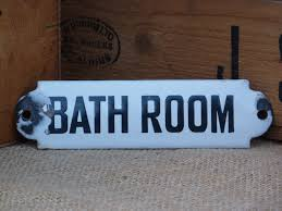 Rustic Bathroom Signs - endearing 50 just bathroom signs decorating inspiration of 10 of