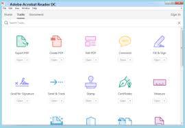 adobe acrobat software free download full version adobe acrobat reader dc latest version free download pc downloads