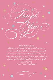 Thank You Baby Shower Gifts Monkey Baby Shower Thank You Cards Applmeapro Club