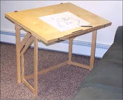 fold away drawing table puzzle pro