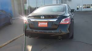 nissan altima 2018 black 2015 black nissan altima 2 5 s sv sl youtube