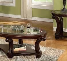 coffee table end table set metal base glass top modern 3pc coffee table set inside glass top