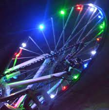 7 colorful bike wheels reflector bright led lights thezale