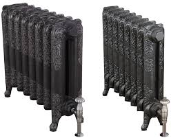 carron rococo cast iron radiator thornwood fireplaces