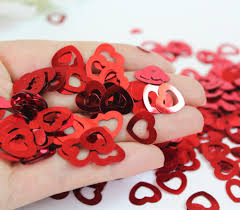 Valentines Day Table Decor by Compare Prices On Ruby Wedding Table Decorations Online Shopping