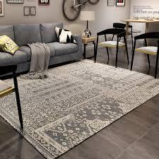 floor and home decor carpet dining room luxury 120x160cm plush floor mat home decor