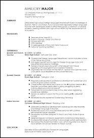 Tefl Resume Sample by Tefl Resume Sample Resume Samp Es