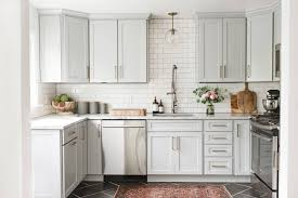ideas for grey kitchen cabinets 21 ways to style gray kitchen cabinets