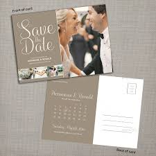 calendar save the date save the date calendar postcard by pallabip graphicriver