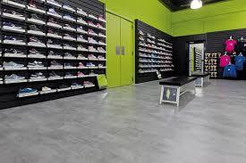 heist op den berg belgium go sport retail store enter concrete