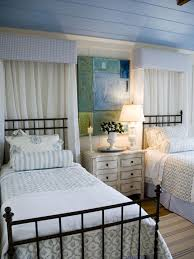 Guest Room With Twin Beds by Photo Page Hgtv