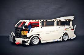 lego toyota filsawgood lego technic creations drift van