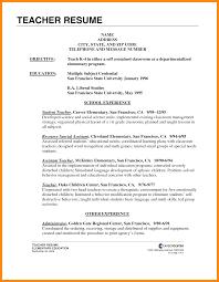 Regional Manager Resume Sample 7 Resume For Teacher Sample Manager Resume