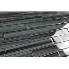 black glass tiles for kitchen backsplashes black glass tile late glass subway tile for kitchen