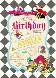 Designing The Beautiful by Alice In Wonderland Party Invitations Alice In Wonderland Party