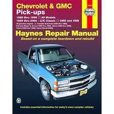 online auto repair manual 2000 chevrolet suburban 1500 electronic throttle control chevrolet suburban repair manual ebay