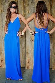 2014 new brand summer spaghetti straps maxi evening dress cut out