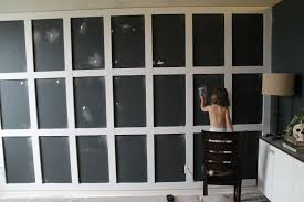 Meaning Of Wainscoting Full Wall Wainscot Part Ii Chris Loves Julia