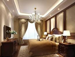New Classic Bedroom Ideas And Interior  PMSilver Interior - New home bedroom designs