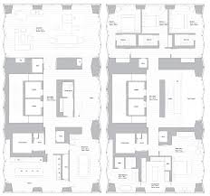 Penthouse Apartment Floor Plans The Most Awe Inspiring New York City Floorplans Of 2015 Curbed Ny