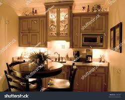 modern kitchen nook classy modern kitchenbreakfast nook horizontal stock photo 2190325