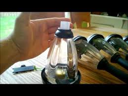 Hampton Bay Outdoor Solar Lights by Hampton Bay Solar Path Lights 6 Pack Review Part 1 Youtube