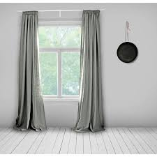 Grey Linen Curtains Grey Linen Curtains Lined Mid Grey Made To Measure