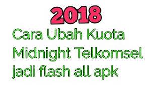 setting anonytun midnight ubah kuota midnight telkomsel menjadi flash 100 work pakvim